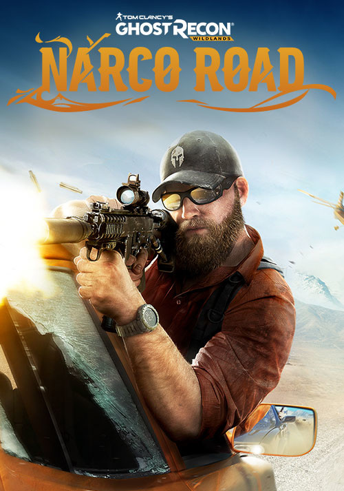 Tom Clancy's Ghost Recon Wildlands - Narco Road - Cover