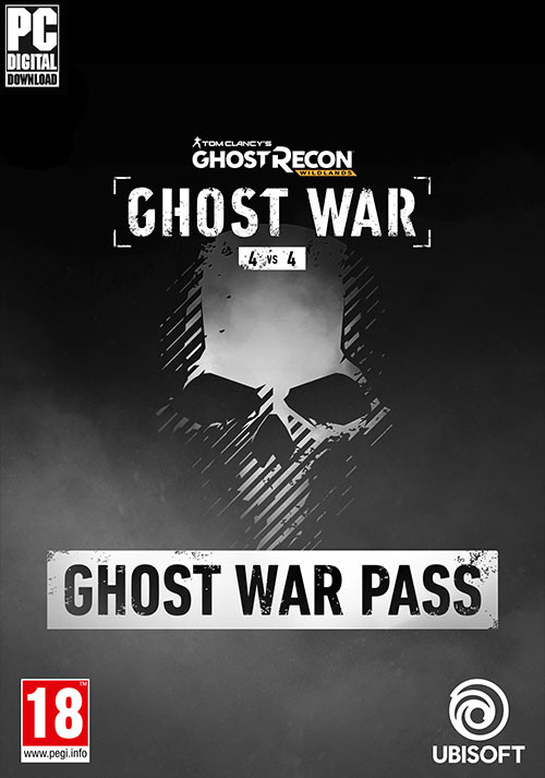 Tom Clancy's Ghost Recon Wildlands - Ghost War Pass - Packshot