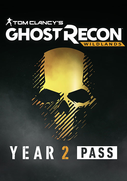 Tom Clancy's Ghost Recon Wildlands - Year 2 Pass - Cover