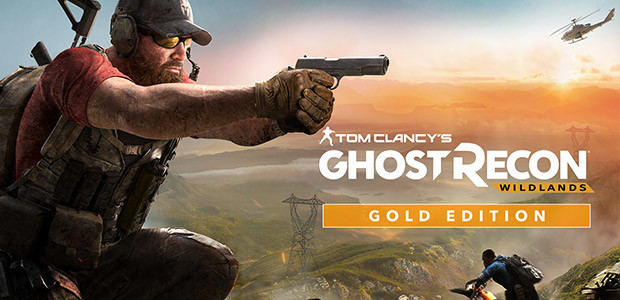 Tom Clancy's  Ghost Recon Wildlands Gold Year 2 Edition - Cover / Packshot