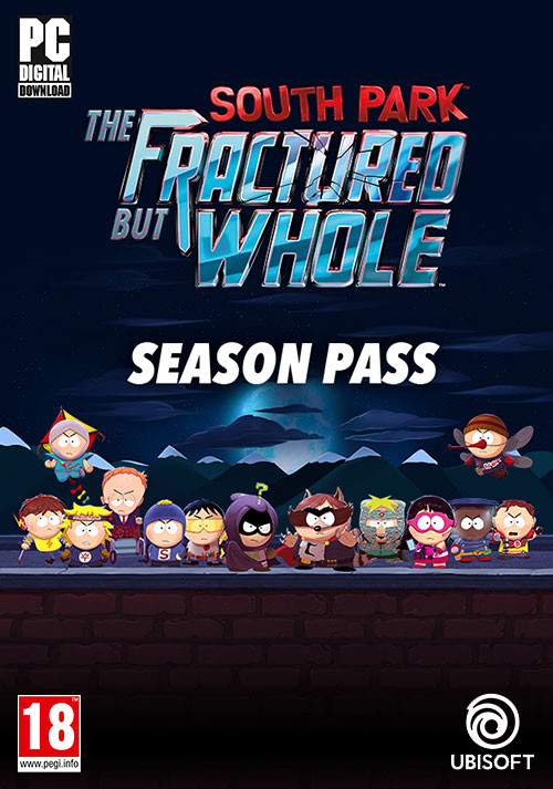 South Park: The Fractured but Whole - Season Pass   - Cover / Packshot