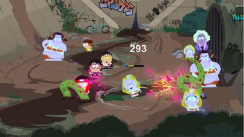 Screenshot2 - South Park: The Fractured But Whole - Danger Deck