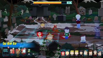 Screenshot1 - South Park: The Fractured But Whole - Danger Deck