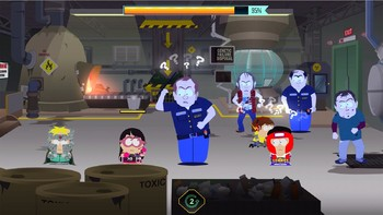 Screenshot3 - South Park: The Fractured But Whole - Danger Deck