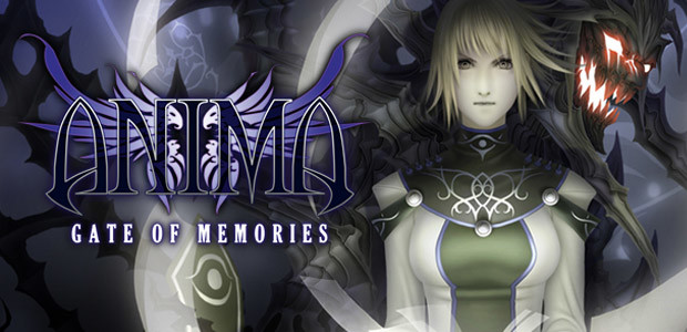 Anima Gate of Memories - Cover / Packshot