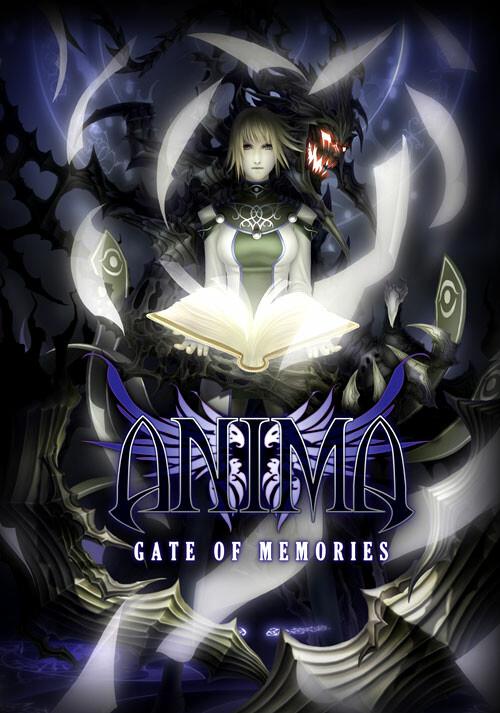 Anima Gate of Memories - Cover