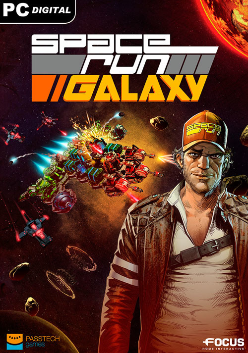 Space Run Galaxy - Cover / Packshot