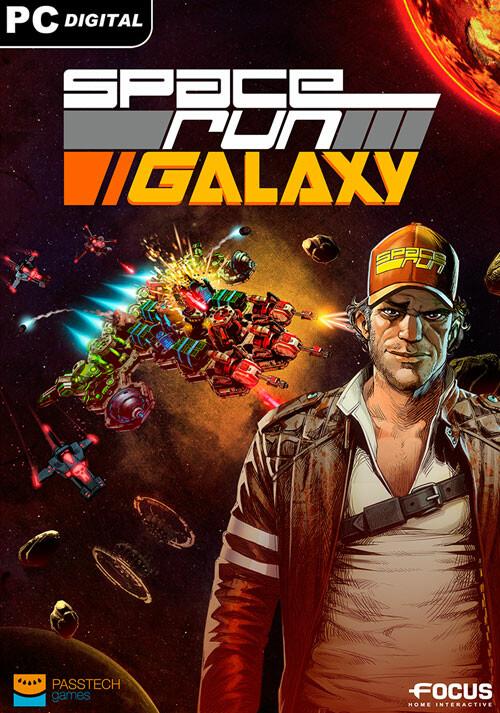 Space Run Galaxy - Cover
