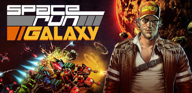 Space Run Galaxy - Cover / Packshot