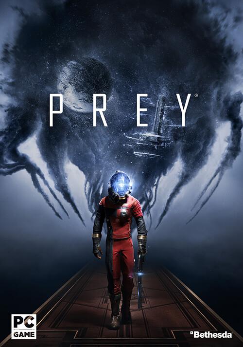 Prey - Cover / Packshot