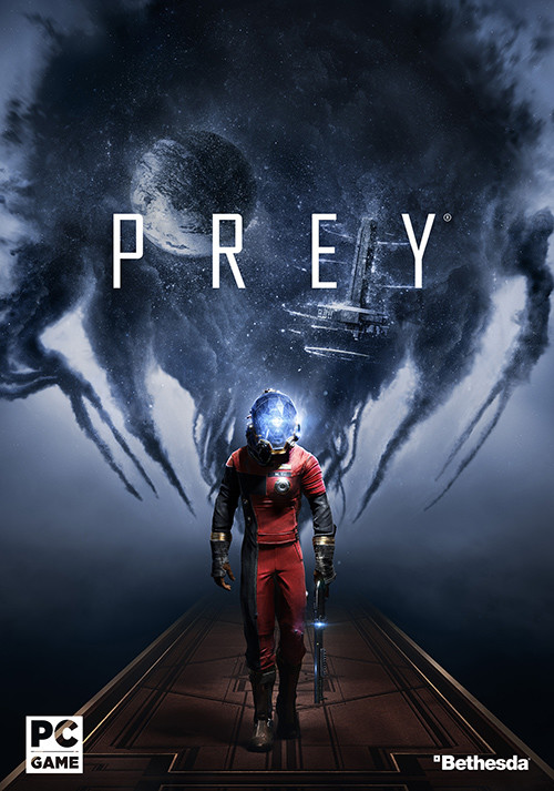Prey - Packshot