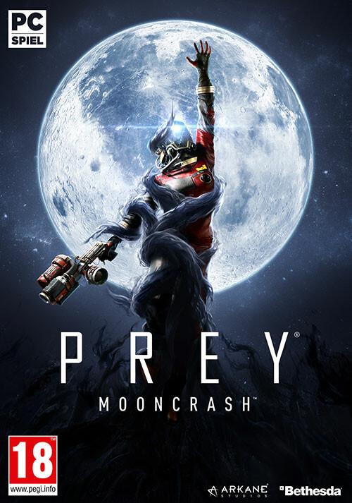 Prey - Mooncrash - Cover