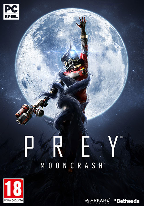 Prey - Mooncrash - Cover
