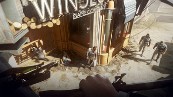 Screenshot1 - Dishonored 2