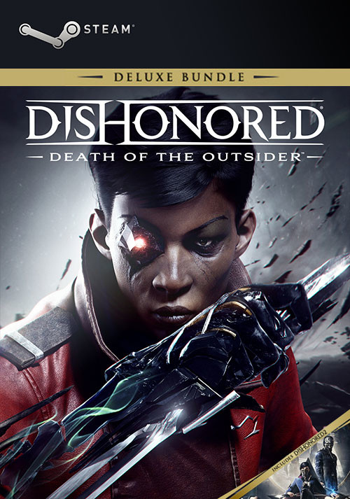 Dishonored: Deluxe Bundle - Cover