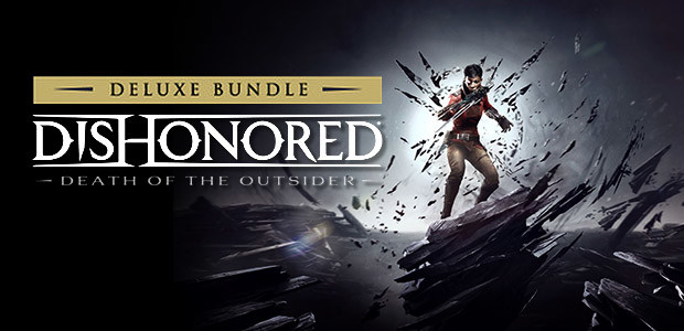 Dishonored: Deluxe Bundle - Cover / Packshot