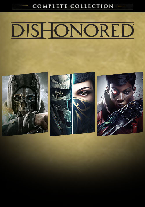 Dishonored: Complete Collection - Cover