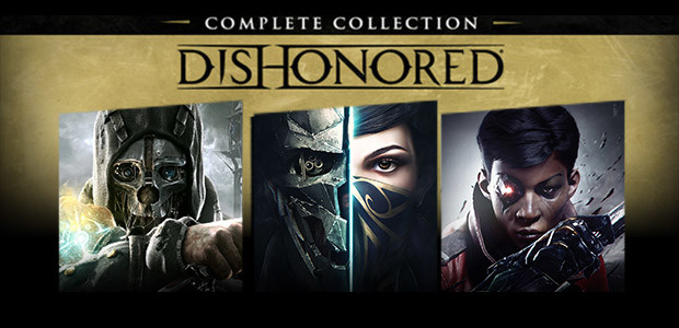 Dishonored: Complete Collection - Cover / Packshot