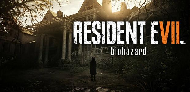 RESIDENT EVIL 7 biohazard - Cover / Packshot