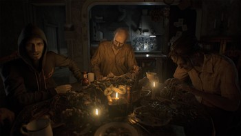 Screenshot1 - RESIDENT EVIL 7 biohazard - Deluxe Edition