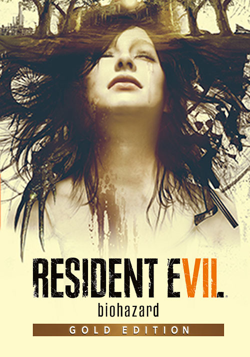 RESIDENT EVIL 7 Gold Edition - Cover