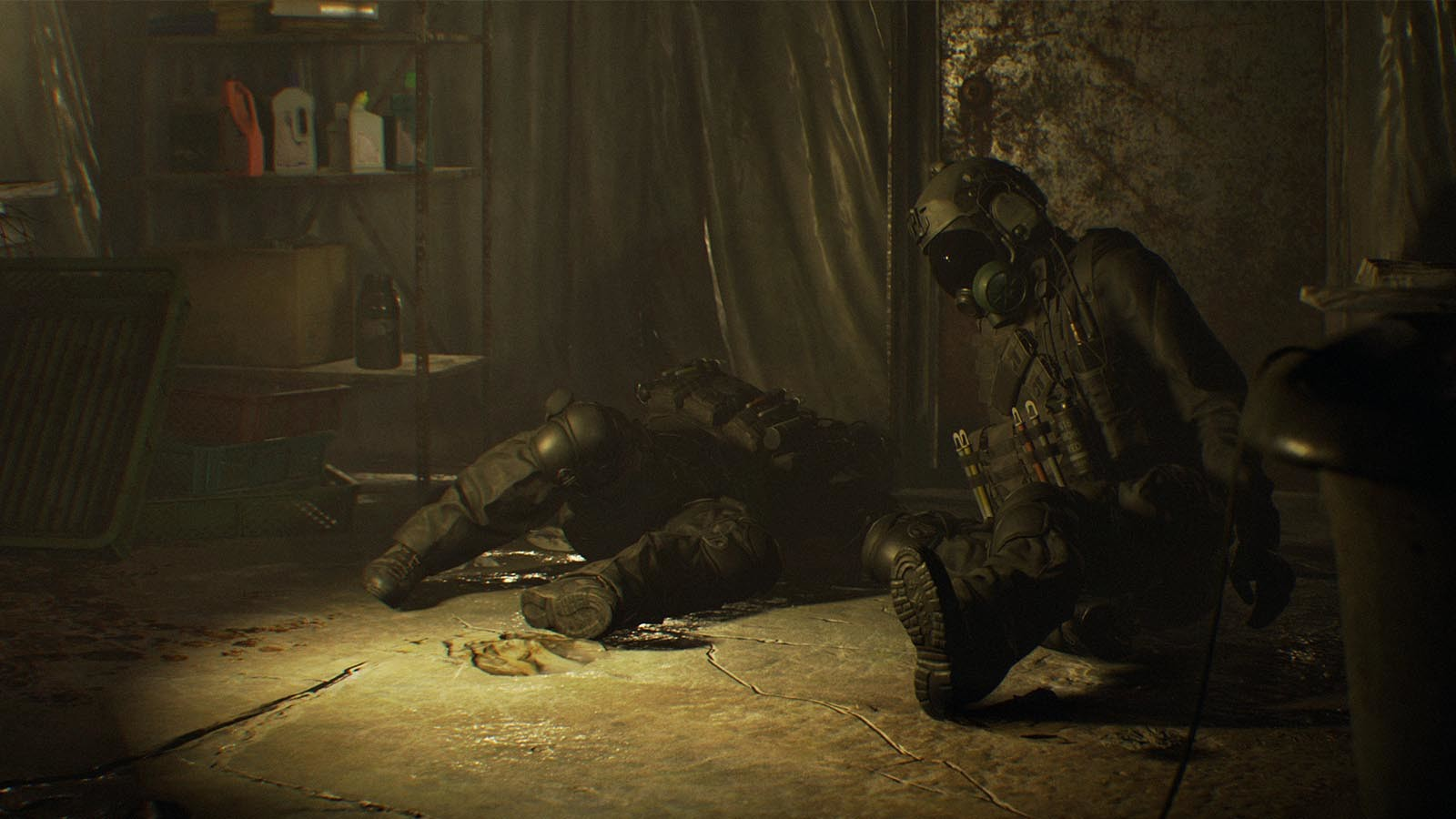 Resident Evil 7 Kinox