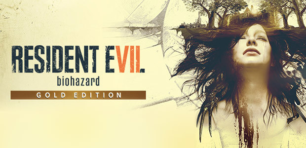 RESIDENT EVIL 7 Gold Edition - Cover / Packshot