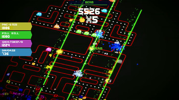 Screenshot3 - PAC-MAN 256