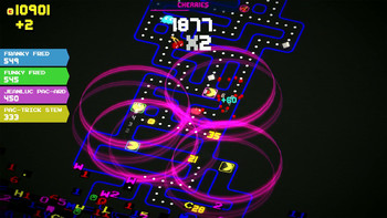 Screenshot4 - PAC-MAN 256