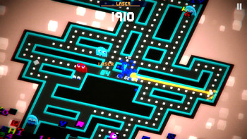 Screenshot5 - PAC-MAN 256