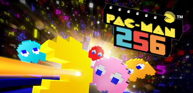 PAC-MAN 256 - Cover / Packshot