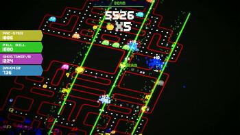 Screenshot3 - PAC-MAN 256