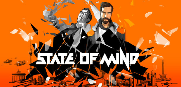 State of Mind - Cover / Packshot