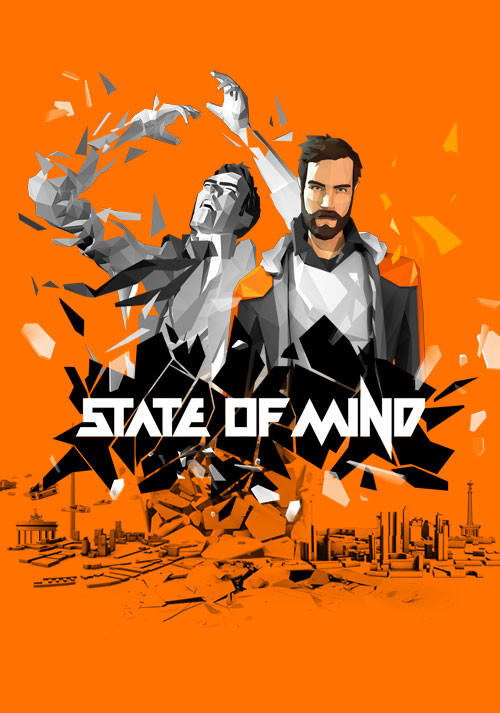 State of Mind - Packshot