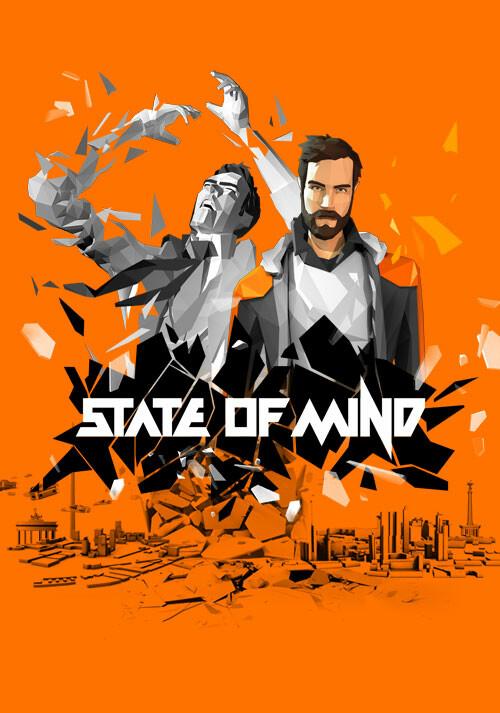 State of Mind - Cover / Packshot