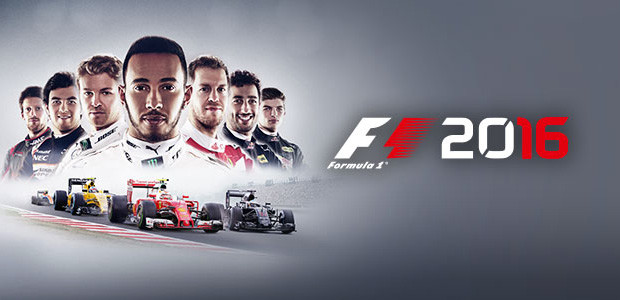 F1 2016 - Cover / Packshot