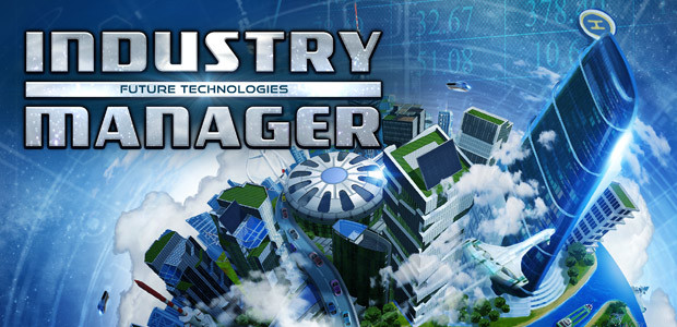 INDUSTRY MANAGER: Future Technologies - Cover / Packshot