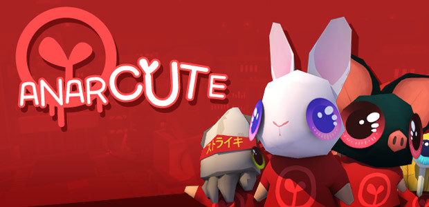 Anarcute - Cover / Packshot