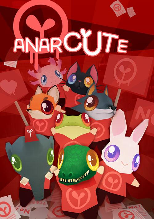 Anarcute - Cover