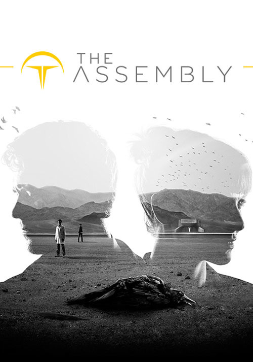 The Assembly  - Packshot