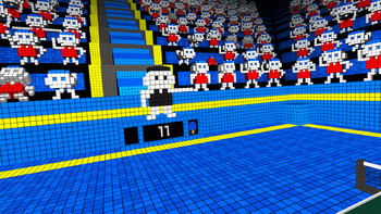Screenshot2 - VR Ping Pong