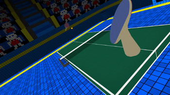 Screenshot3 - VR Ping Pong