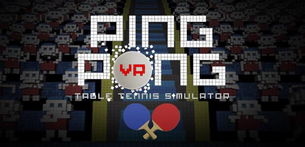 VR Ping Pong - Cover / Packshot