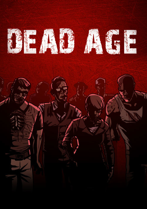 Dead Age - Cover / Packshot