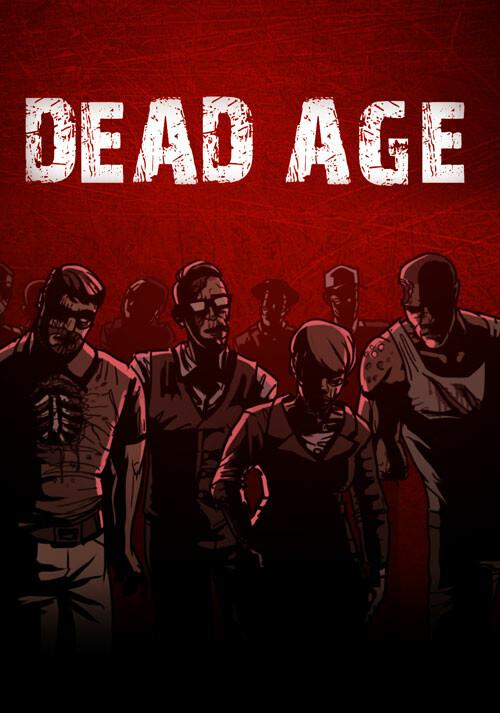 Dead Age - Cover