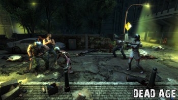 Screenshot1 - Dead Age