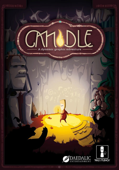 Candle - Cover / Packshot