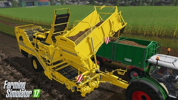 Screenshot2 - Farming Simulator 17 - ROPA Pack (Giants)
