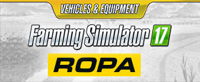 Farming Simulator 17 - ROPA Pack (Giants)