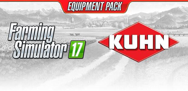 Farming Simulator 17 - KUHN Equipment Pack (Giants) - Cover / Packshot